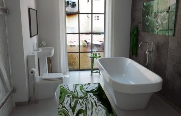 A premium take on modern bathrooms north london calling for Bathroom 3 piece suite